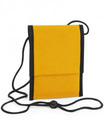 Recycled Cross Body Pouch